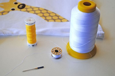 How to make and apply appliques tip 1