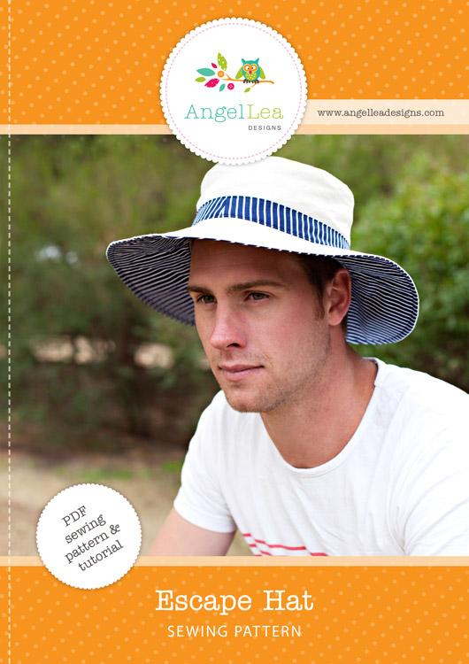 Escape Hat PDF Sewing Pattern