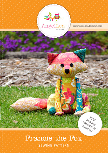 Francie the Fox PDF Sewing Pattern