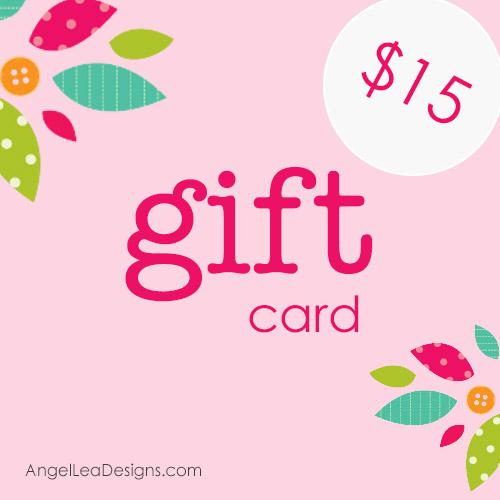Gift Card $15
