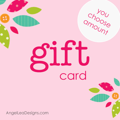 Gift Card - choose your amount