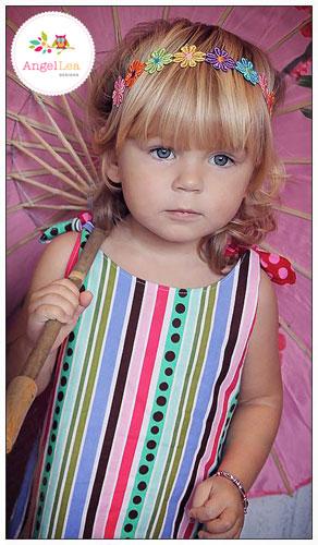 Eva Dress PDF Sewing Pattern