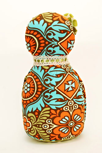 Babushka Doll PDF Sewing Pattern