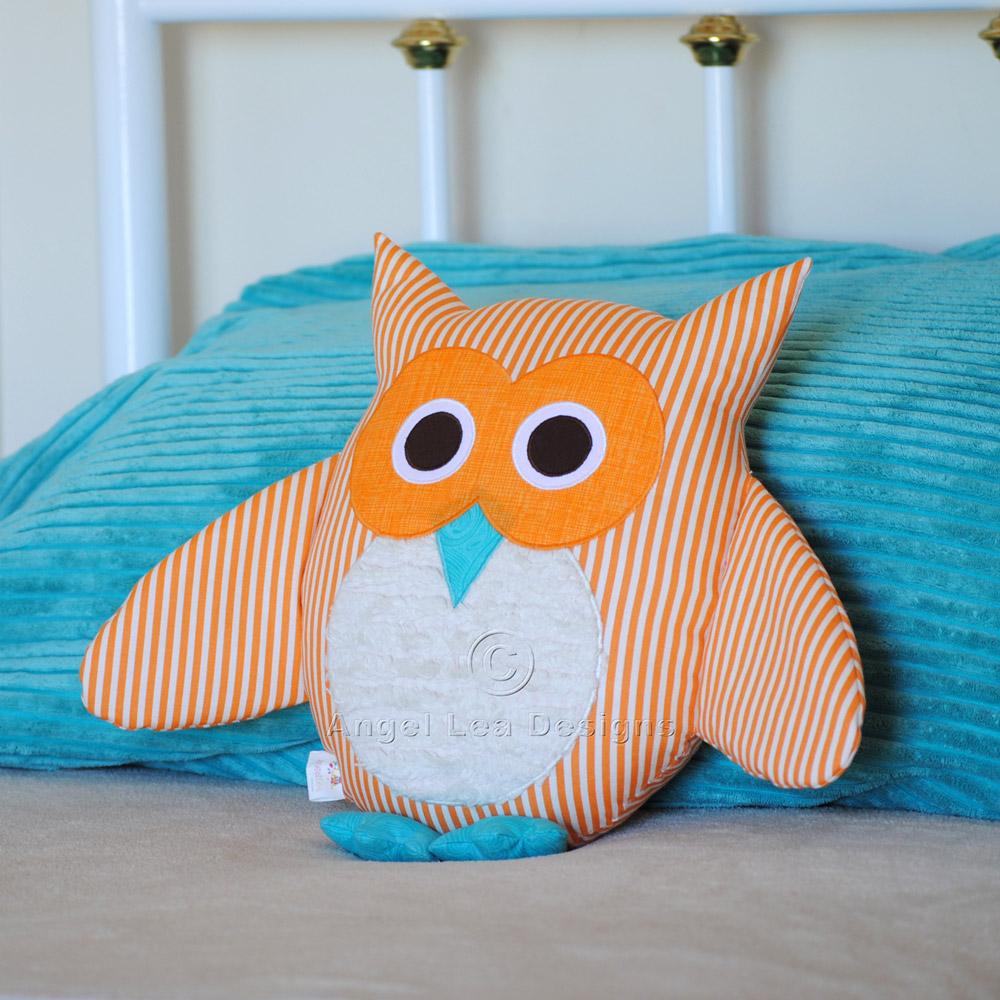 Owl Softie PDF Sewing Pattern