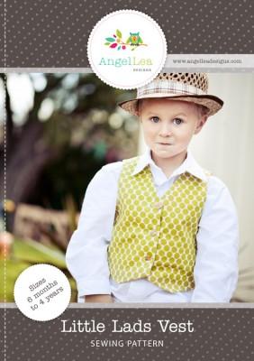 Little lads vest pattern