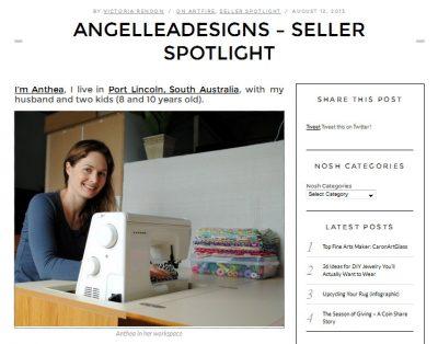 Artfire Seller Spotlight