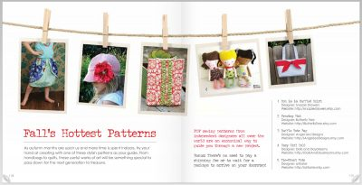 Simply Handmade magazine feature