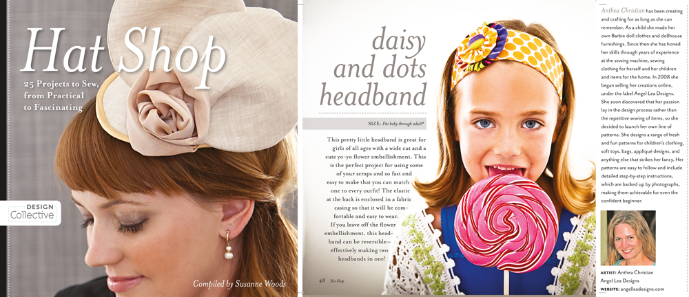 Hat Shop  Book Publication